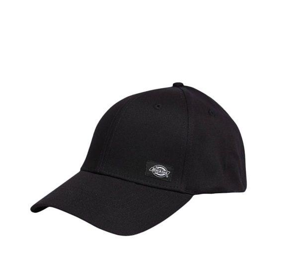 Dickies Morrilton baseball sapka fekete Barkácshiper webáruház 46f2577dc5