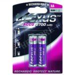 HOME TCM 2700AA akkumulátor AA 2700mAh 1,2V 2db