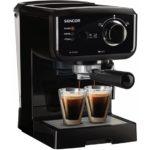 Sencor SES 1710BK espresso kávéfőző, fekete, 1140W