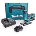 Makita JV102DSAJ akkus szúrófűrész 2x2,0Ah 10,8V CTX Li-lon + koffer