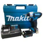 Makita TD110DSAE akkus ütvecsavarbehajtó 2x2,0Ah 10,8V