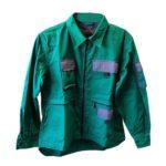 Munkavédelmi kabát Zorán 62-es zöld