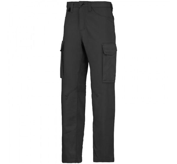 97cc5b7f5d Snickers Service F vékony nadrág fekete 56 Barkácshiper webáruház