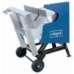 Scheppach HS 520 professzionális hintafűrész/billenő körfűrész 505mm 380V 3000W (5905107902)
