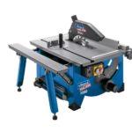 Scheppach HS 80 asztali körfűrész 1200W (5901302901)