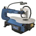 Scheppach SD 1600 V asztali dekopírfűrész 120 W (5901403903)