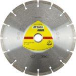 Klingspor gyémánt 230X2,3x22,23 DT300U beton