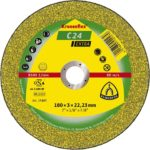 Klingspor vágókorong 115x2.5 kő C24 Extra