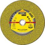 Klingspor vágókorong 125x2.5 fém A24 Extra