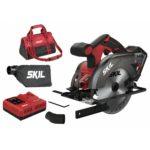 SKIL RED SW1E3520DB akkus körfűrész 165mm 1x4,0Ah 20 V+ hordtáska
