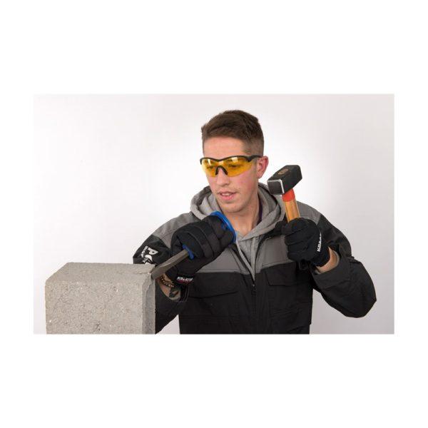 Kreator védőszemüveg  sárga KRTS30008